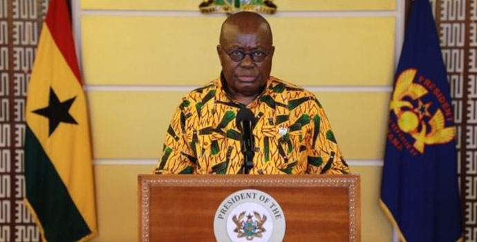 JHS 2 and SHS 2 to reopen on the 5th of October- President Akuffo Addo