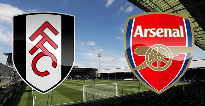 Fulham welcome Arsenal to craven cottage in 2020/21 EPL Curtain-Raiser